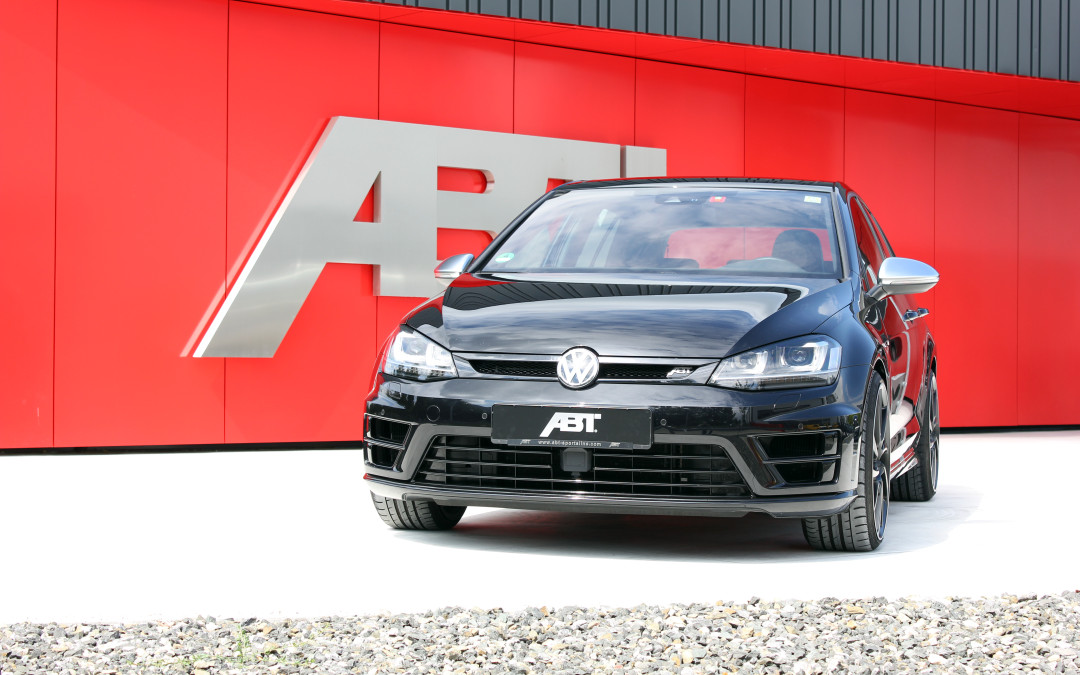 Golf R for Pros – ABT Power gives Generation VII up to 400 hp