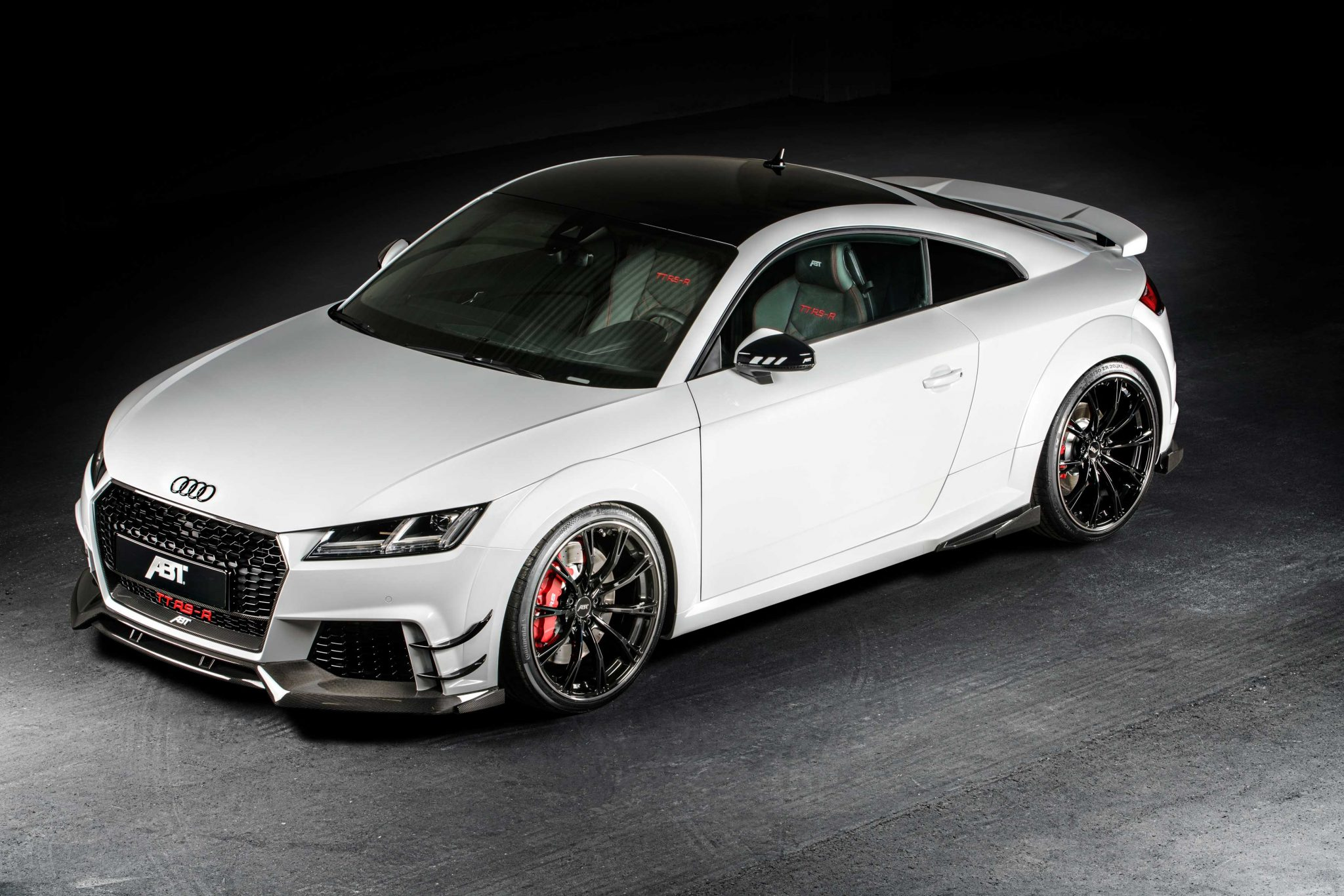Audi ABT TTRS-R _Top_View