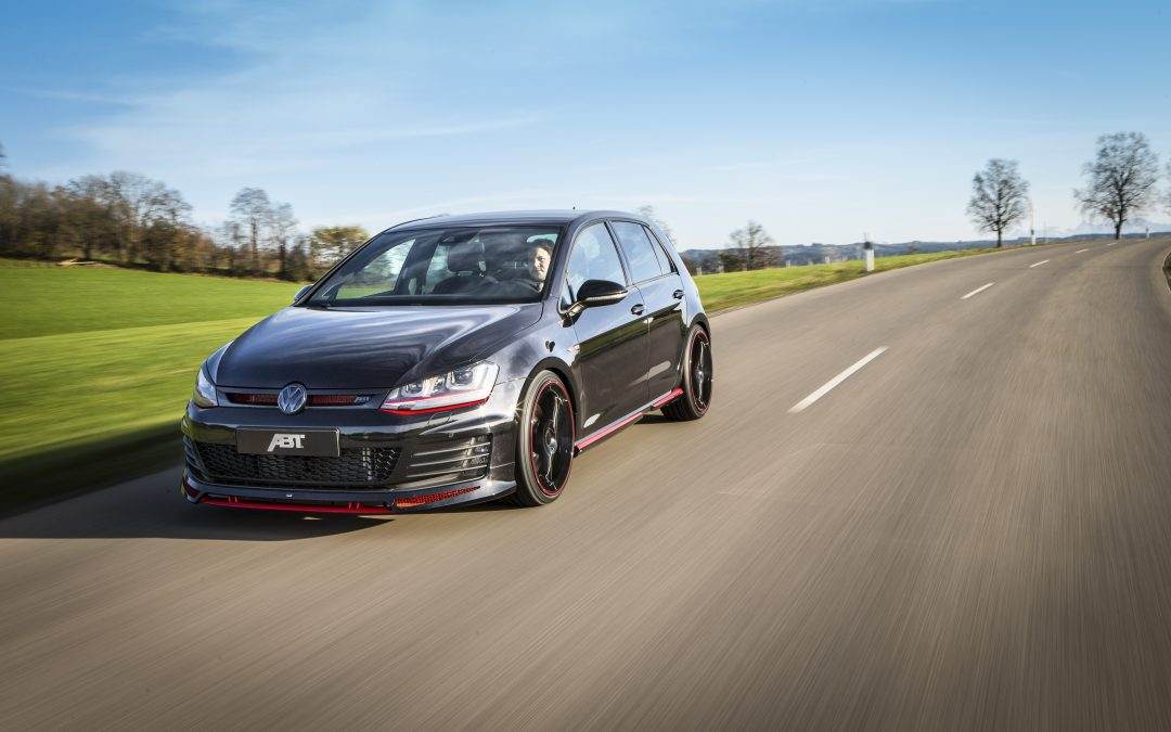ABT Golf VII GTD – a great top diesel
