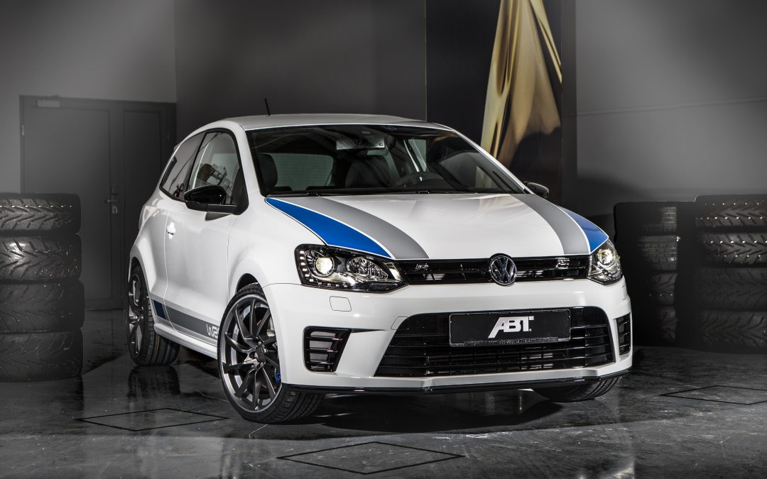 It's grown fast – ABT Sportsline celebrates 40 years of VW Polo with 230 hp
