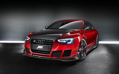 ABT RS5-R with a motor sports DNA