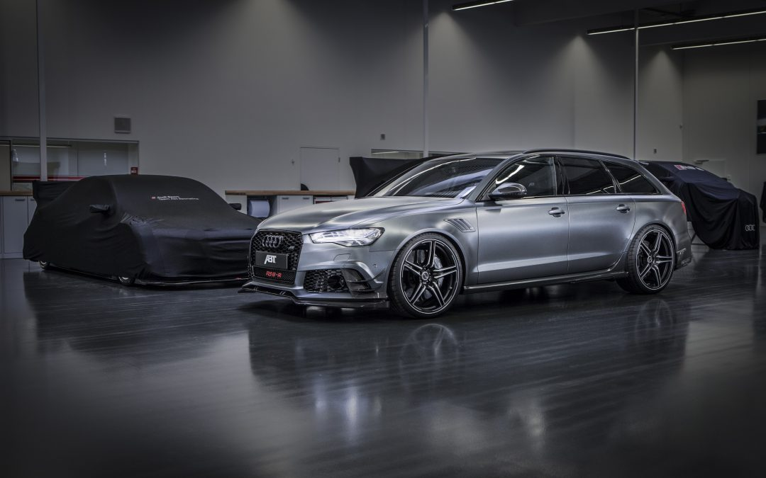 Highly coveted: the ABT RS6-R has sold out