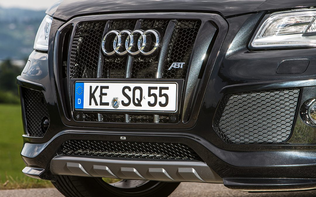 Faster than an SQ5 TDI plus – the new ABT Super-Q5 has 365 HP