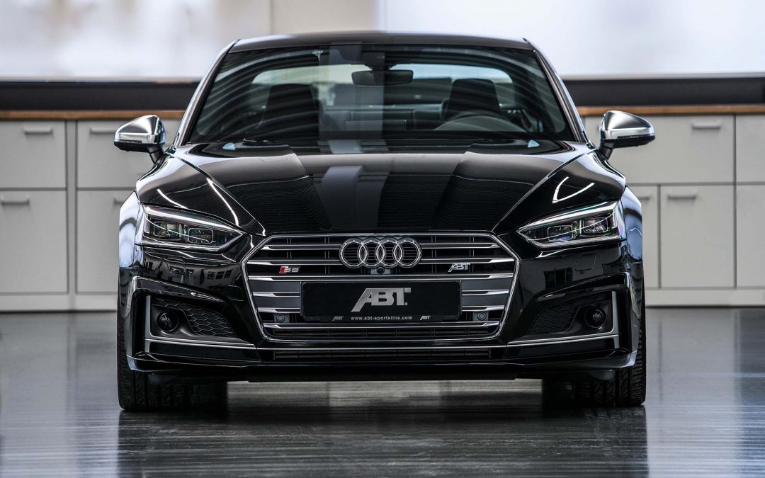 The ABT Audi S5 – middle-class car, top-class performance