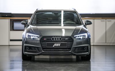 """S"" for superpower: 425 HP and 550 Nm wet the appetite in the Audi S4 Avant"