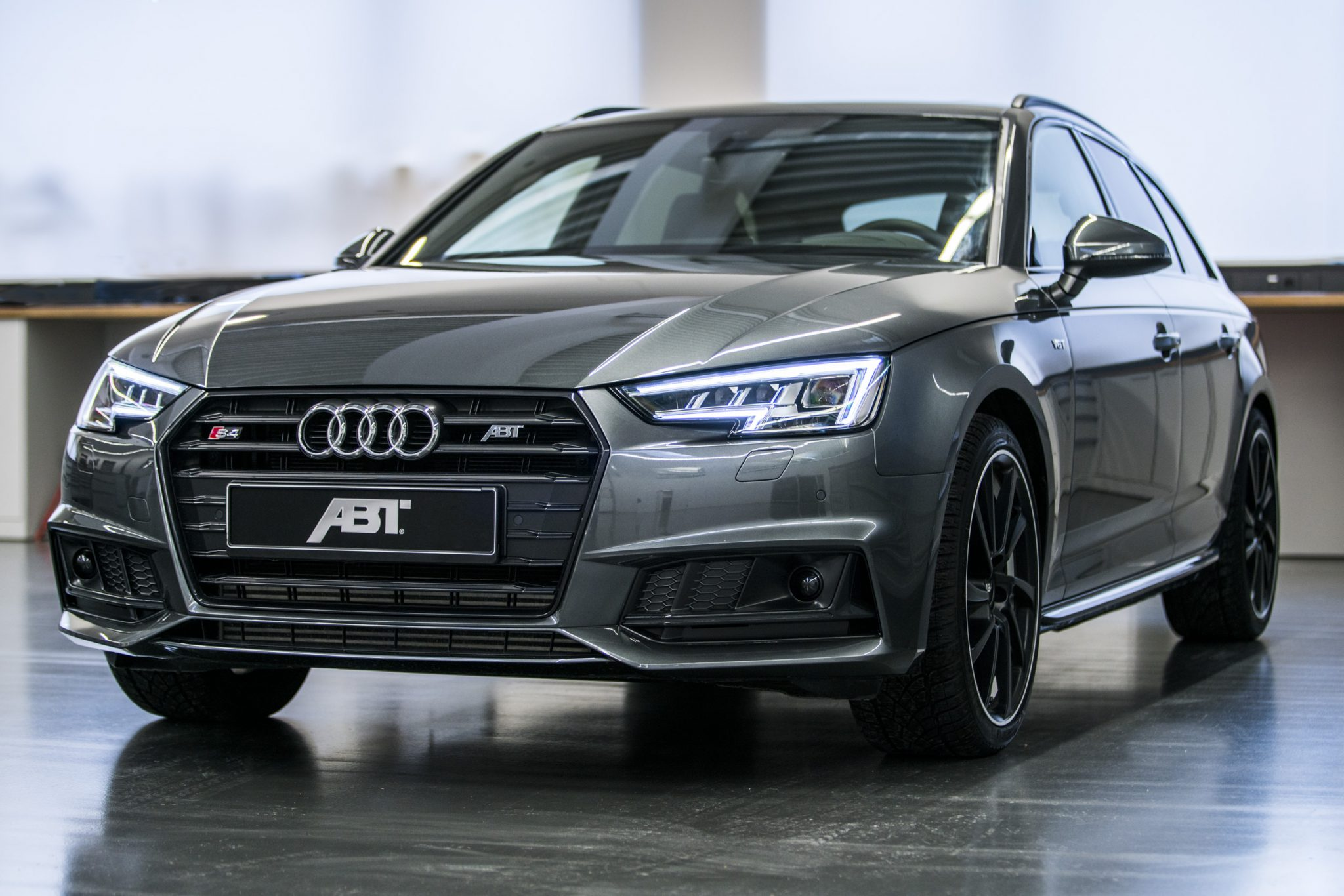audi-s4-from abt-sportsline ABT UK