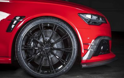 The ABT RS6+ with 705 hp and limited to 50