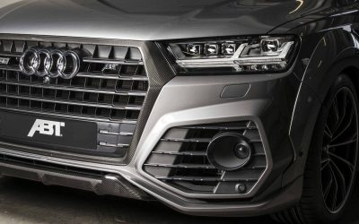 The ABT SQ7 – a super utility vehicle