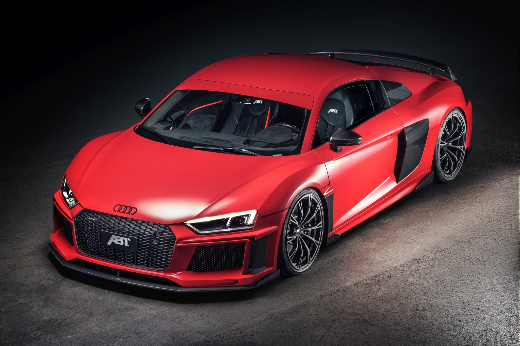 R8_ABT Audi Top_View